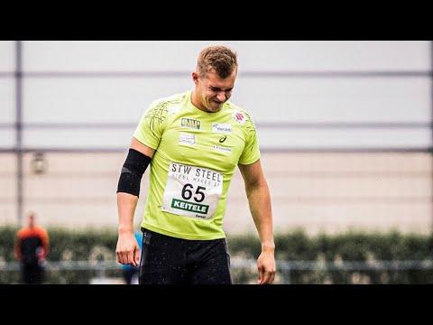 Toni Keränen | Javelin throw training | May 2020