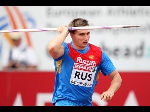Dmitri Tarabin | Javelin thrower | 2020