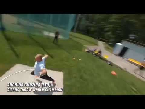 Discus throw 2020 | Like you have never seen it before