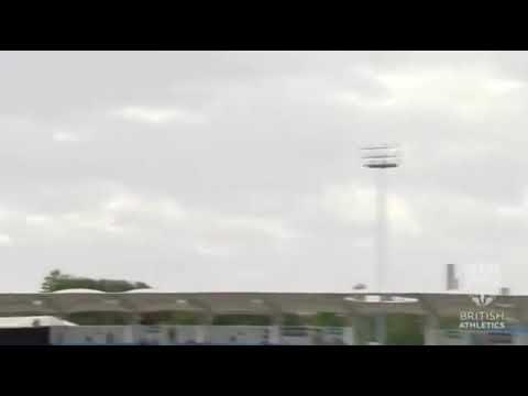 James Whiteaker | British Championships 2020 | 75.99