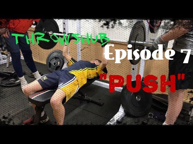 """Throwshub performance   Episode 7   """"Push"""""""