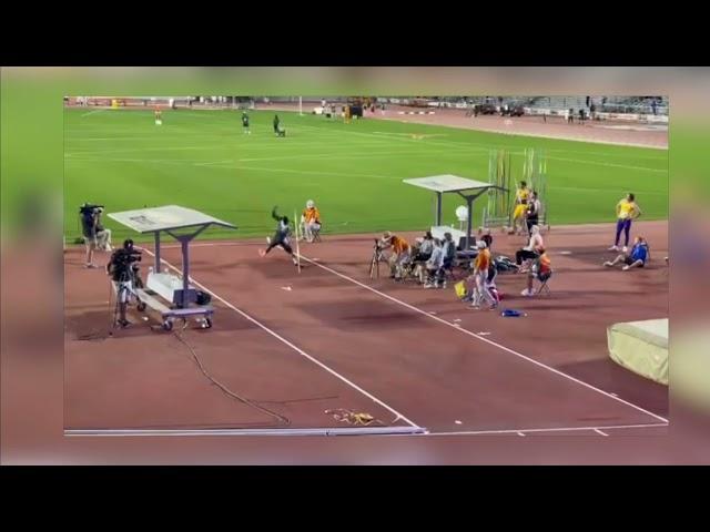 Anderson Peters | Javelin throw | 82.51| 2021 Opener + SLOW MO