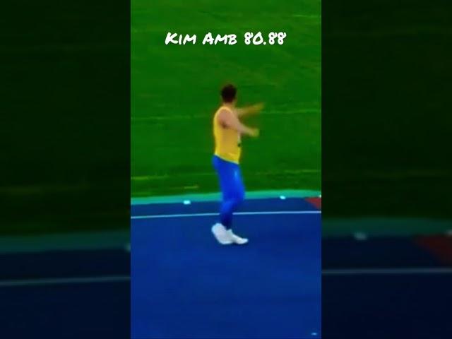 Kim Amb   80.88 (SHORT)