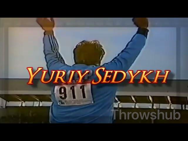 RIP Yuriy Sedykh   Tribute Video