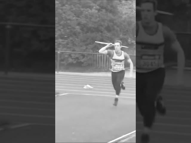 Timothy Herman 77.13 - #shorts #shortsvideo #javelinthrow