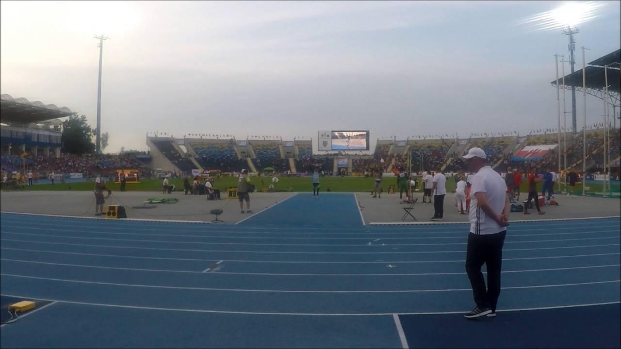 86.48 World u20 Record Neeraj Chopra