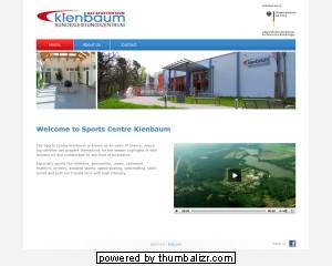 Sports Center Kienbaum